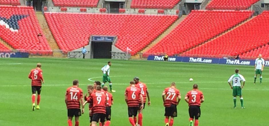 Wrexham Play-off finale på Wembley