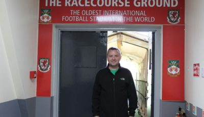 Brian Lyck - Racecourse Ground