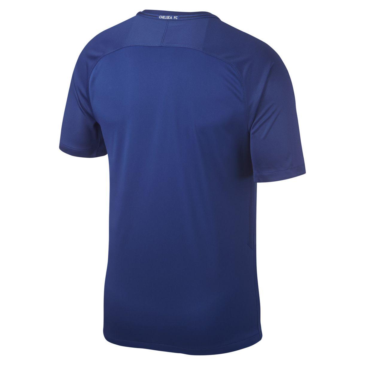 Chelsea trøje 2017-18 bagside