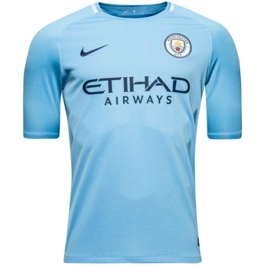 Manchester City trøje 2017-18