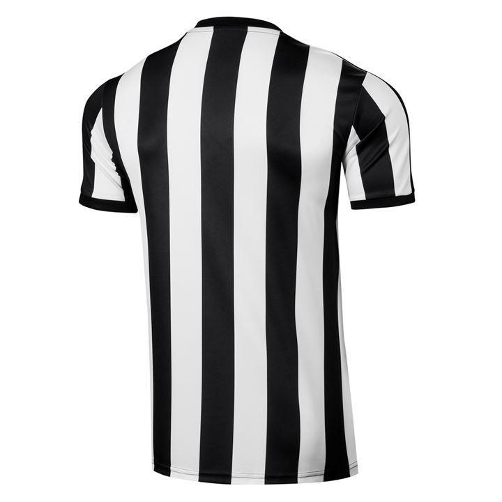 Newcastle trøje 2017-18 bagside