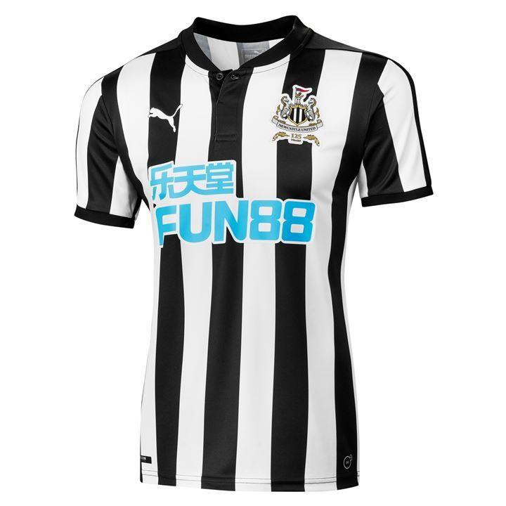 Newcastle trøje 2017-18