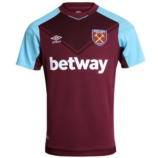 West Ham trøje 2017-18