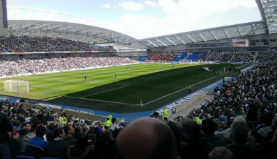 Brighton - Amex - flickr - by Jonathan Rolande