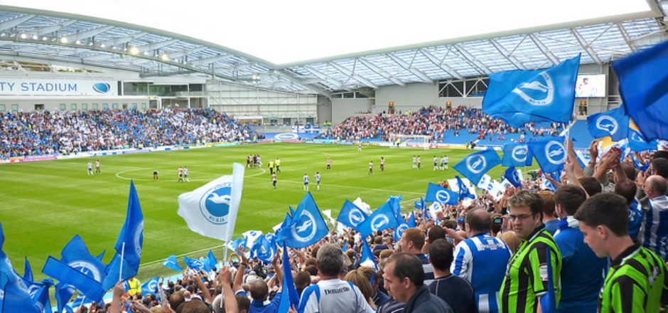 Brighton stadium - AMEX - flickr jamesboyes