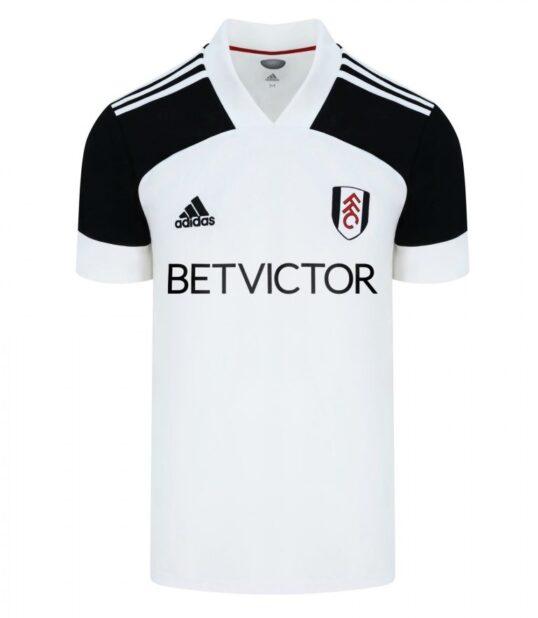 Fulham trøje 20-21