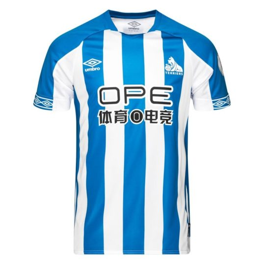 Huddersfield trøje 2018-19