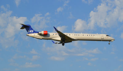 SAS Regional Jet by Alec BHXKKC