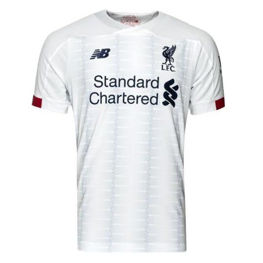 Liverpool udebanetrøje 2019-20
