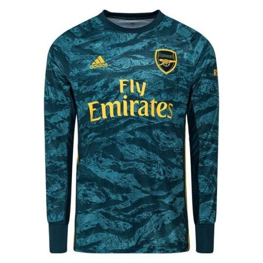 Arsenal målmandstrøje 2019-20