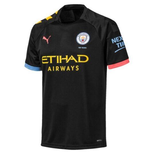 Manchester City udebanetrøje 2019-20