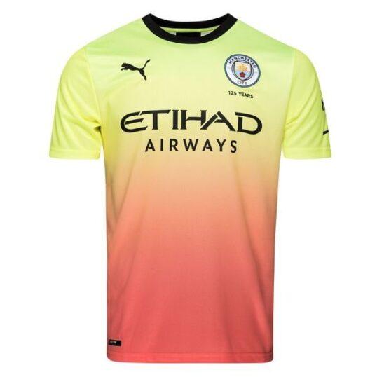 Manchester City 3.trøje 2019-20